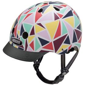 Nutcase Street Helmet Kids kaleidoscope